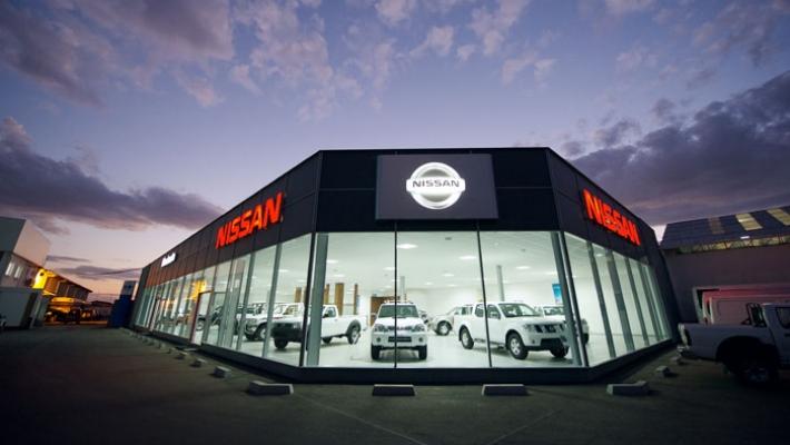 Showroom Nissan