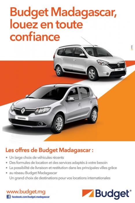 Budget Location Madagascar présent à l'ITM